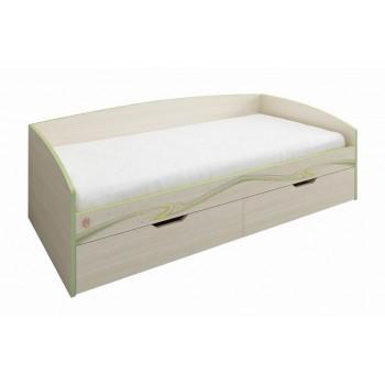 Кровать Акварель 53.11