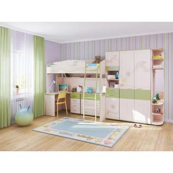 Детская комната Акварель 2