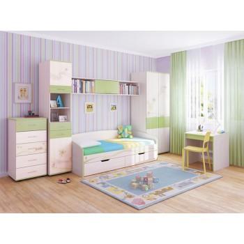 Детская комната Акварель 4