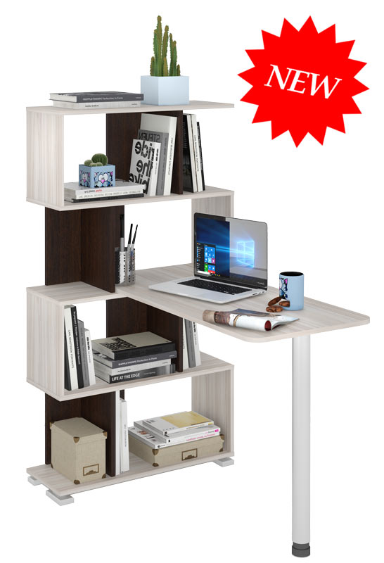 Компьютерные столы с надстройкой от производителя: купить в .